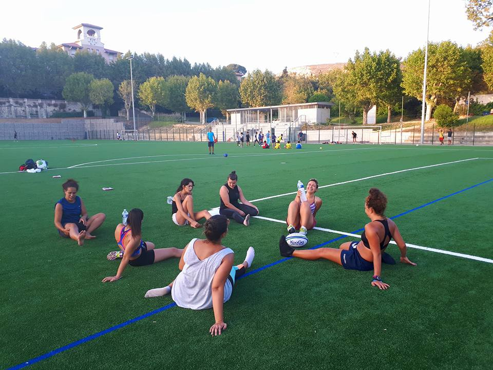 Rugby Marseille Filles